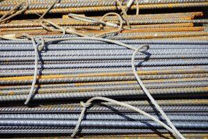 Armerings stål - rionet - jern
